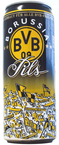 Borussia dortmund tem uma das maiores torcidas da alemanha 4
