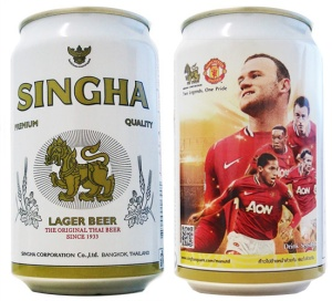 Singha Manchester United