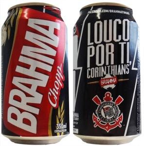 Brahma Louco por Ti Corinthians