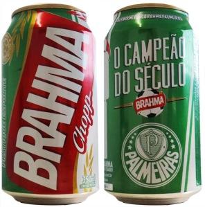 Brahma Palmeiras Campeão do Século