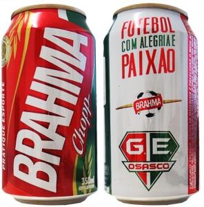 Brahma Grêmio Osasco