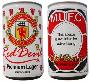 Manchester United Red Devil