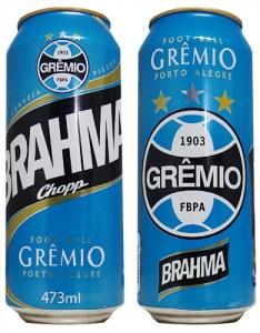 Brahma Gremio 2013