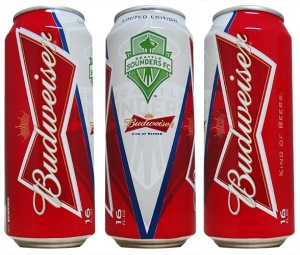 Budweiser Seattle Sounders