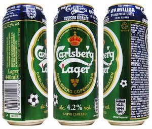 Carlsberg English Team
