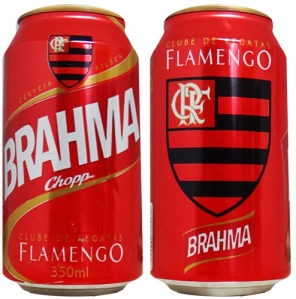 Brahma Flamengo 2013