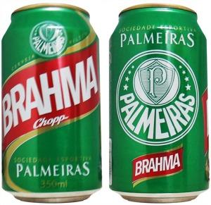 Brahma Palmeiras 2013