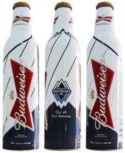 Budweiser Vancouver Whitecaps