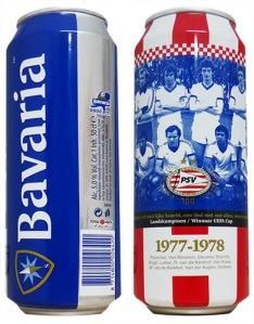 Bavaria PSV Eidhoven 1977 1978